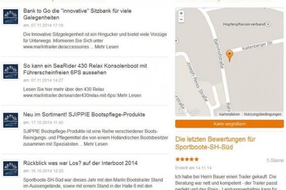 Marktplatz-Newssticker