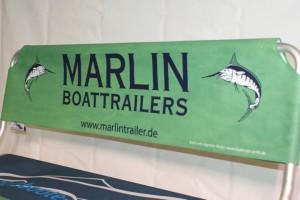 Klappbare Sitzbank von Sportboote-SH-Süd