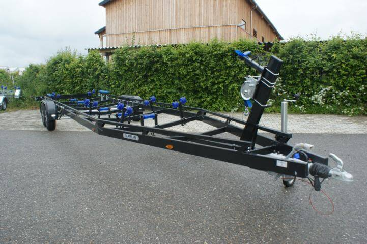 Preise Pulverbeschichtung Bootstrailer