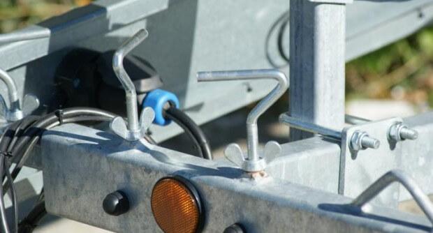 Marlin Trailer BT 850