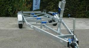 BT 2000 LA Bootstrailer