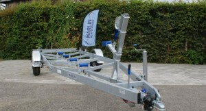 Marlin BTXL 1300 LA Bootstrailer,