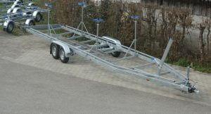 SBT XL 3500 Segelboot Anhänger, Art. Nr. S3502 - Marlintrailers.de