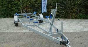 BTL 1500 SR Bootstrailer