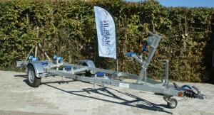 BT 850 kg SR Bootstrailer