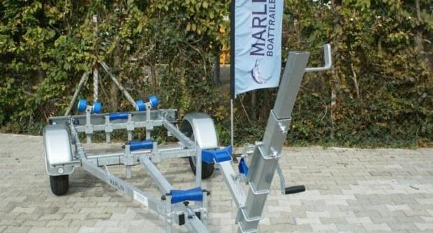Marlin Trailer BTK 500 mit Maststütze
