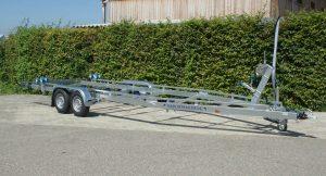 Marlin Trailer BT 3000 Bootstrailer