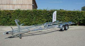 Marlin Trailer BT 3500 Bootstrailer