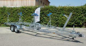 Marlin Trailer SBT 3000 Bootstrailer