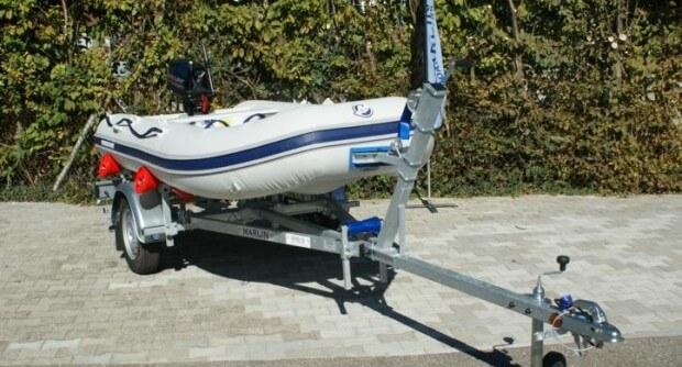 Mercury Schlauchboot