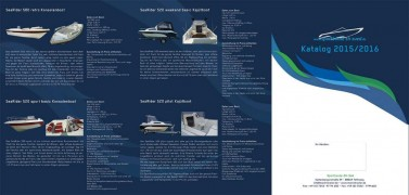 SeaRider Katalog 2015/2016