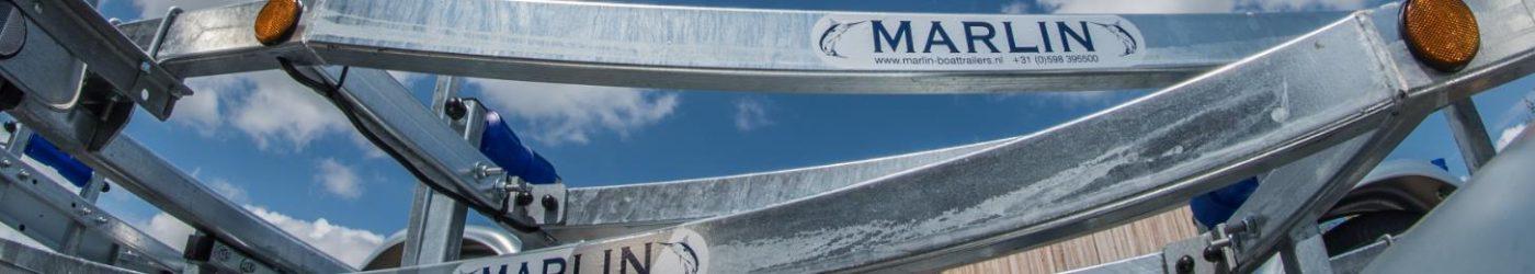Marlin Trailer, Bootstrailer Übersicht