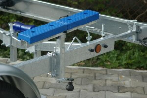 Marlin BT 1300 Kg LA Bootstrailer