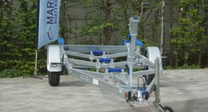 BT 1500 LA Bootstrailer