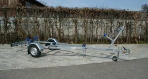 BT 600 kg Bootsanhänger von Marlin Boattrailers